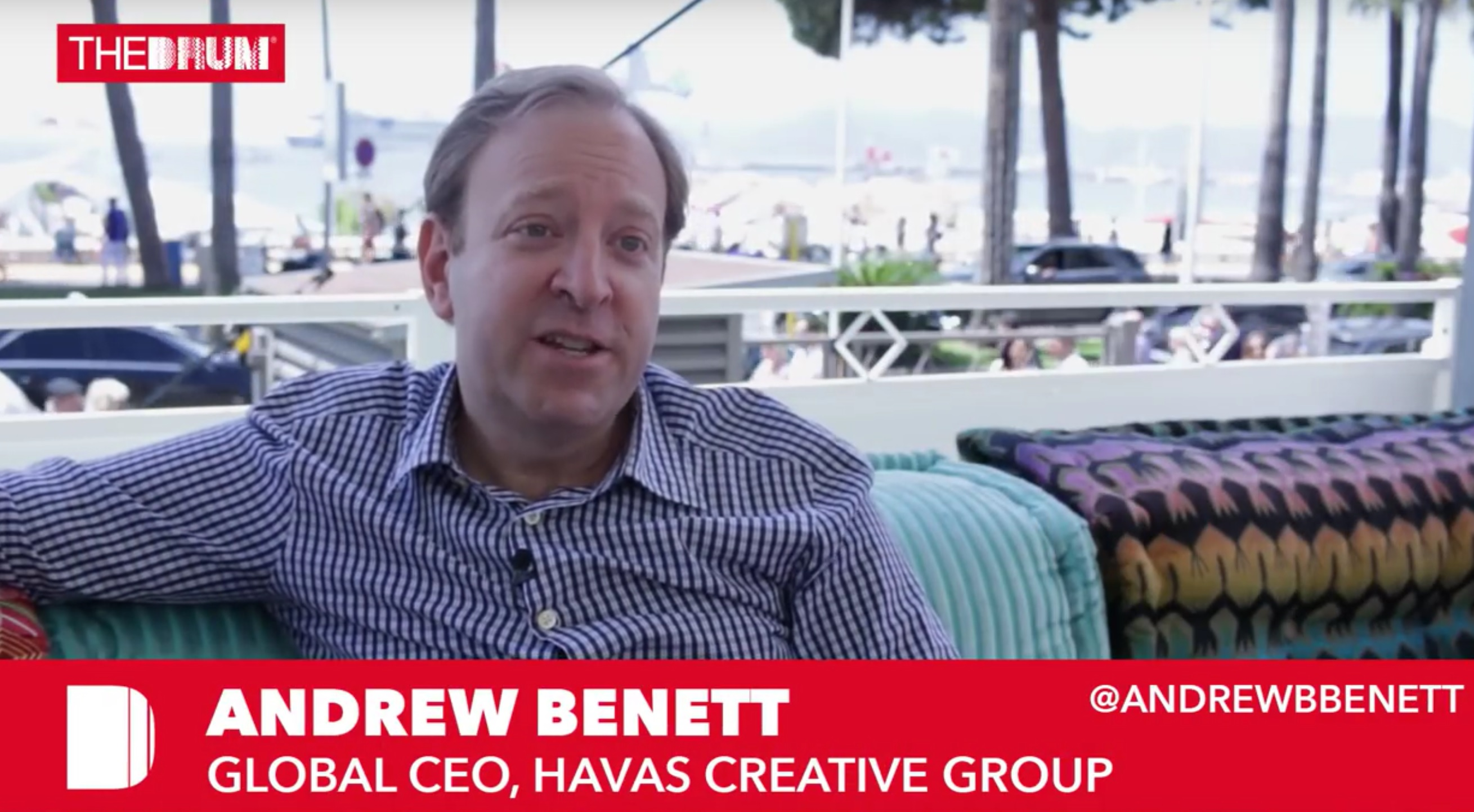 Havas' Global chief executive, Andrew Benett, discusses the group's new venture with Atom Factory: the SMASHD Group.