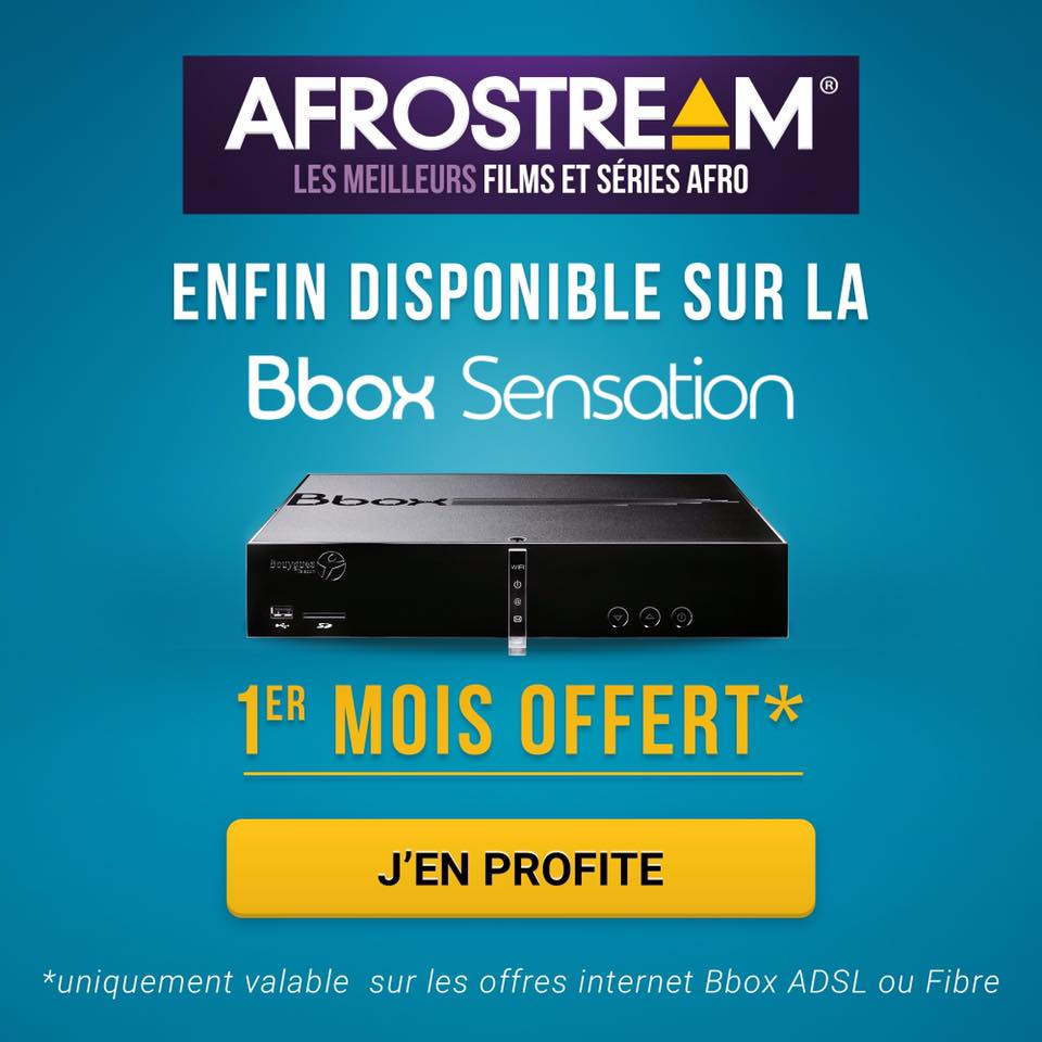 Afrostream to introduce more African movies and series in France with Bouygues Telecom