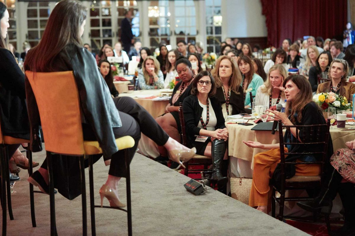 USC ATHENA: Building a Strong Community of Women