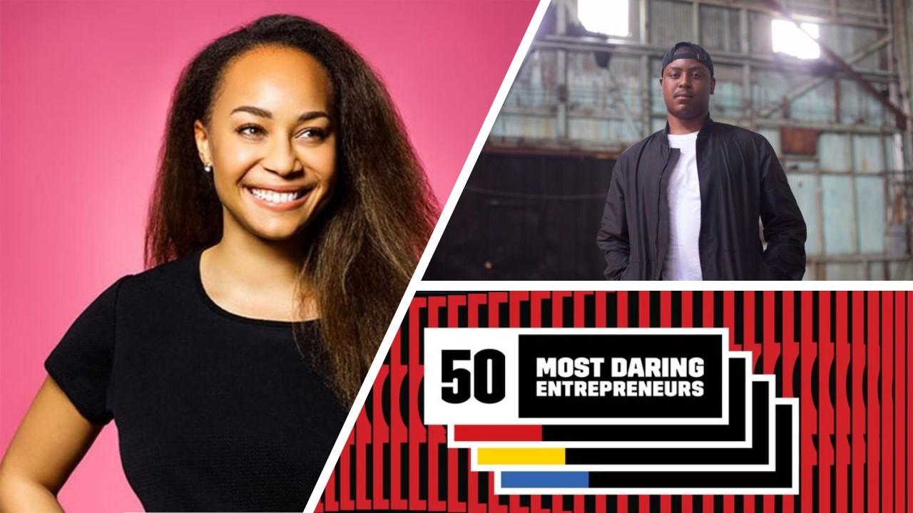 Cross Culture VC representing! The 50 Most Daring Entrepreneurs in 2018