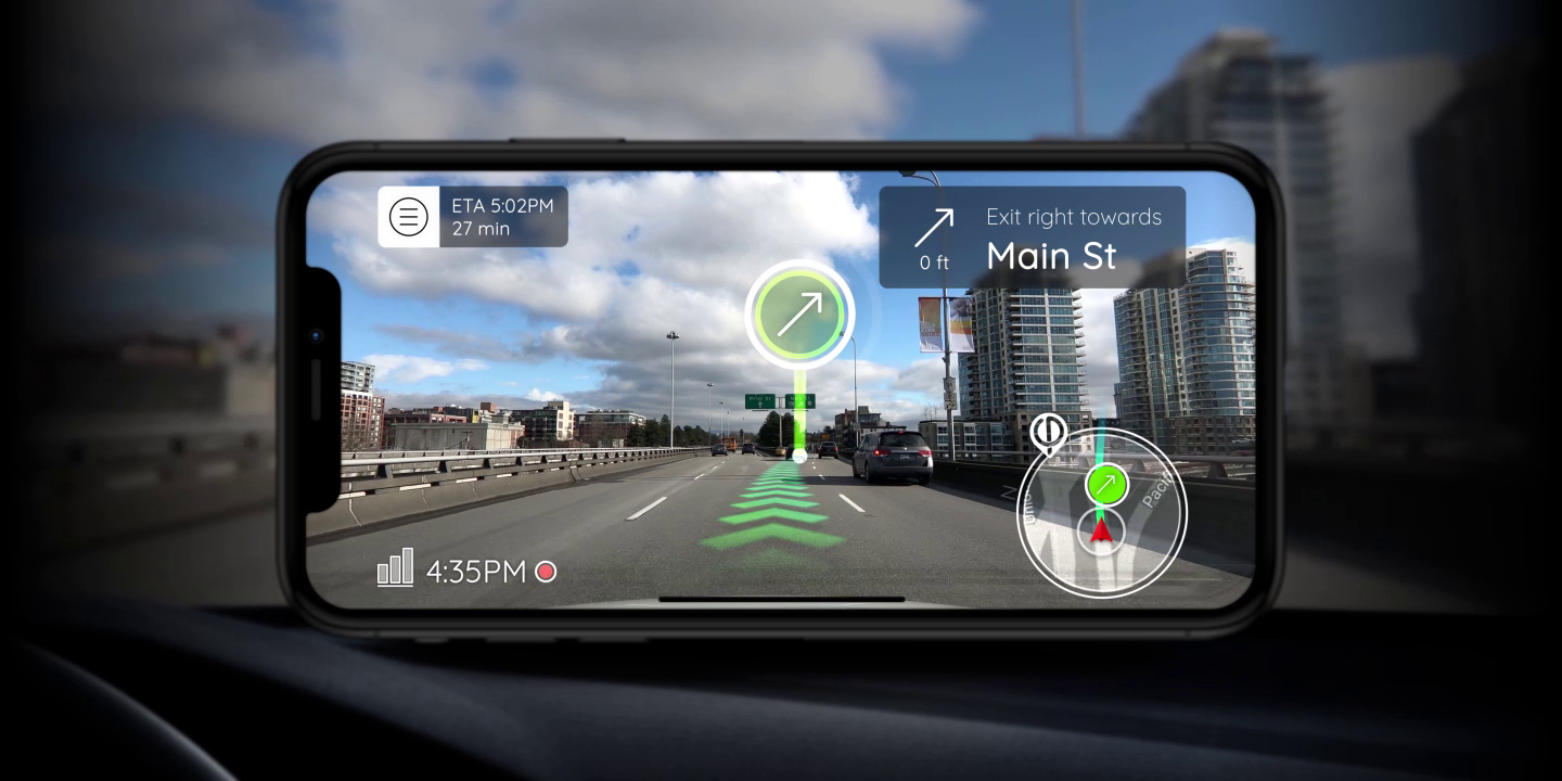 Phiar Raises $3M Seed Round for AI-Driven Augmented Reality Navigation System