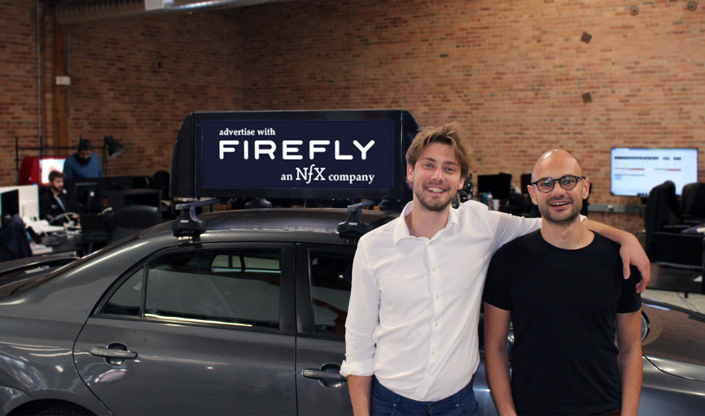 Firefly Emerges From Stealth With $21.5M Seed Funding To Boost Ride-Hail Driver Revenues With On-Car Ads