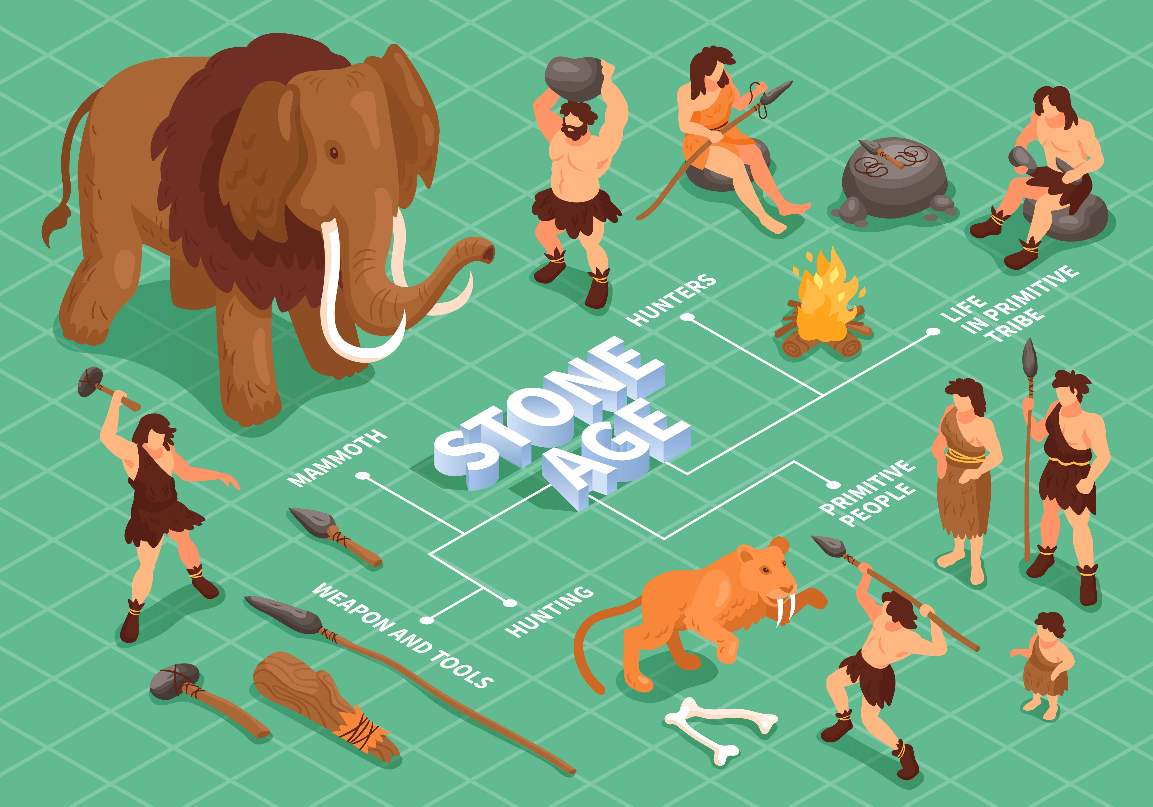 From the Stone Age to the Virtual Factory — Grid Raster and the Rise of Enterprise MR