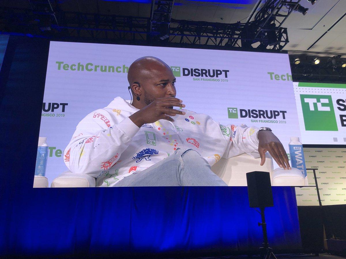 Marlon Nichols Joined other leading VCs as TechCrunch Battlefield Judge