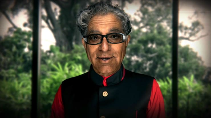 Deepak Chopra made a digital clone of himself, and other celebs could soon follow