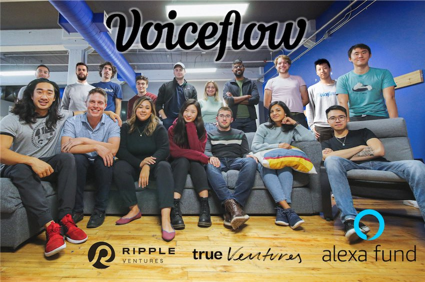 Voiceflow Lands Investment from the Alexa Fund