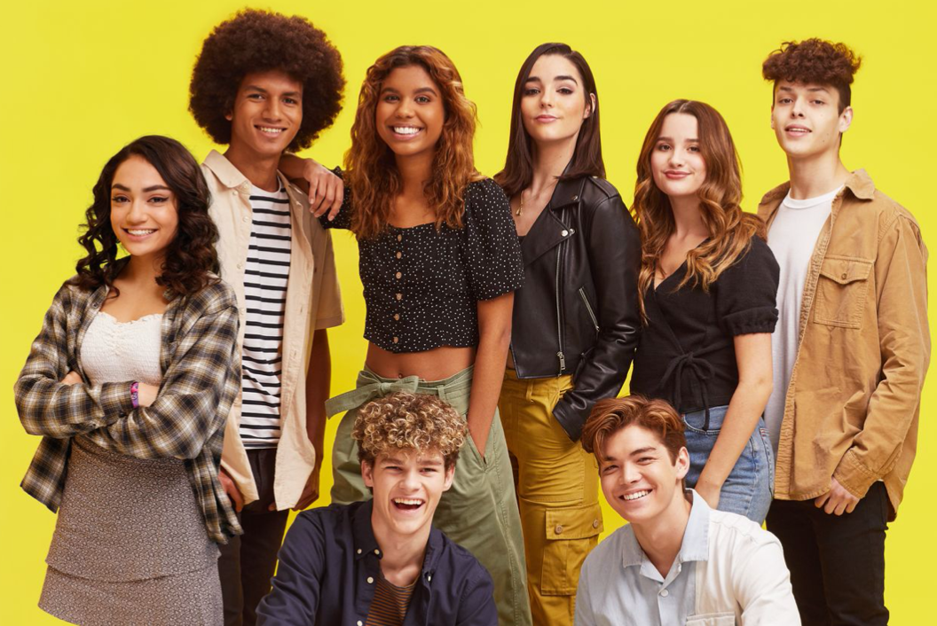 A Network Tries to Mash Up TV Style and YouTube's Youth