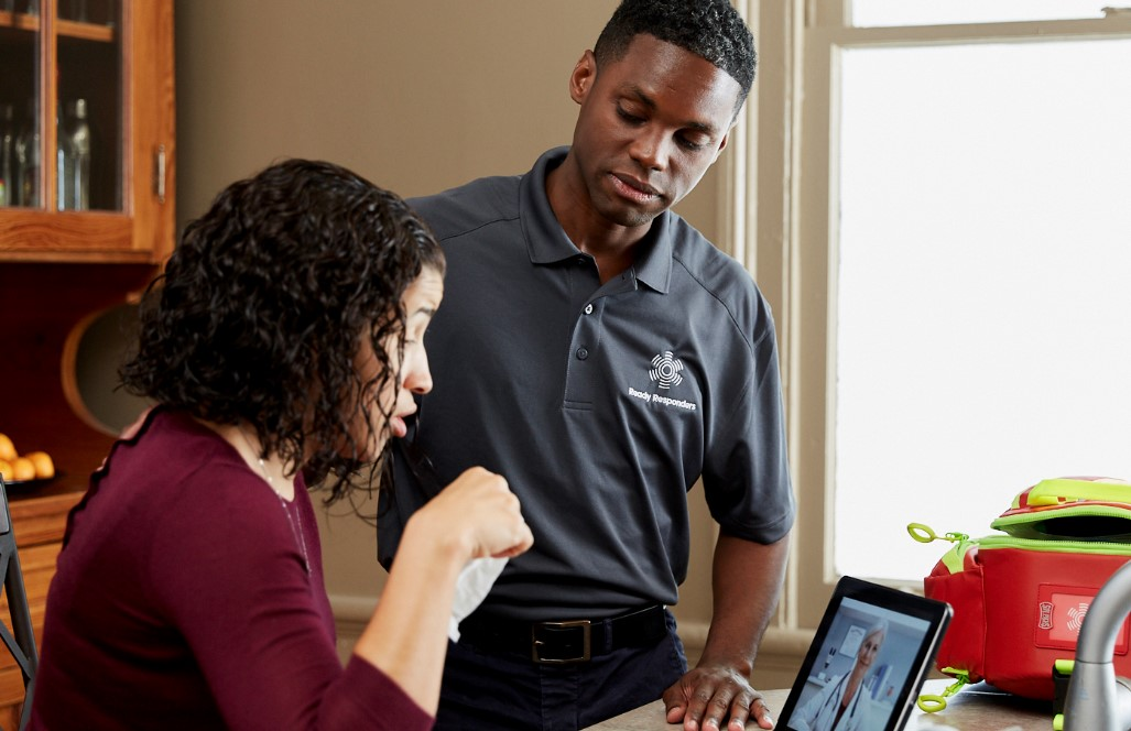 Ready Responders Relieves COVID Demand With At-Home Patient Testing