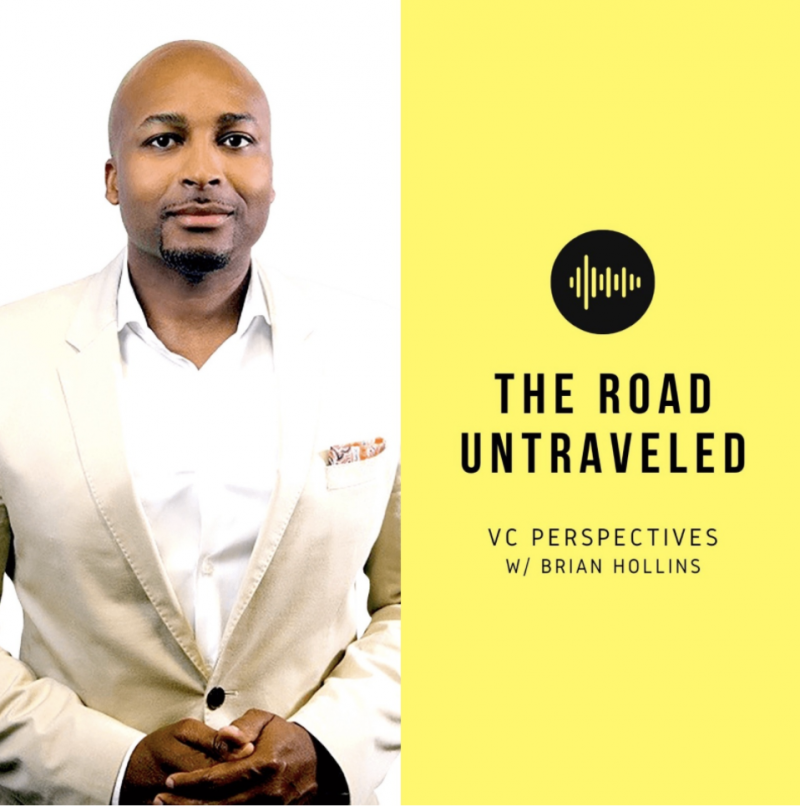 Listen Here | Marlon Nichols on The Road Untraveled Podcast
