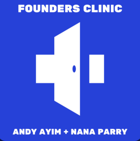 Listen Here | Marlon Nichols on the Season Premiere of the Founder Clinic Podcast