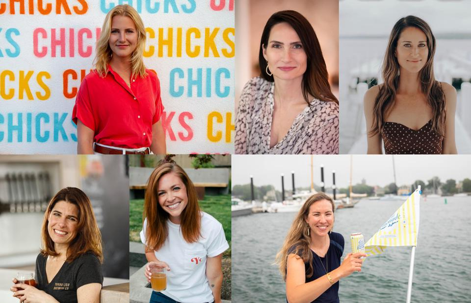 These Female Founders Are Shaking Up The Booze Business