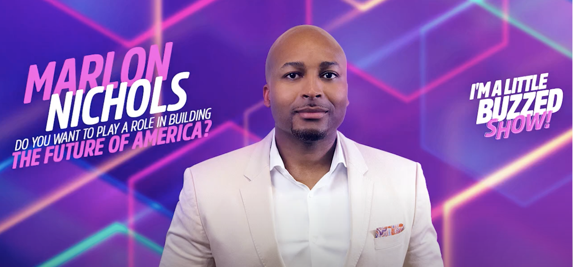 Marlon Nichols x No Bull Business' #ImaLittleBuzzed on Diversity and Inclusion
