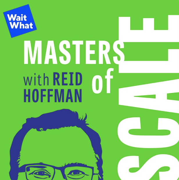 Listen Here | Masters of Scale with Reid Hoffman with Trevor McFedries & Lil Miquela