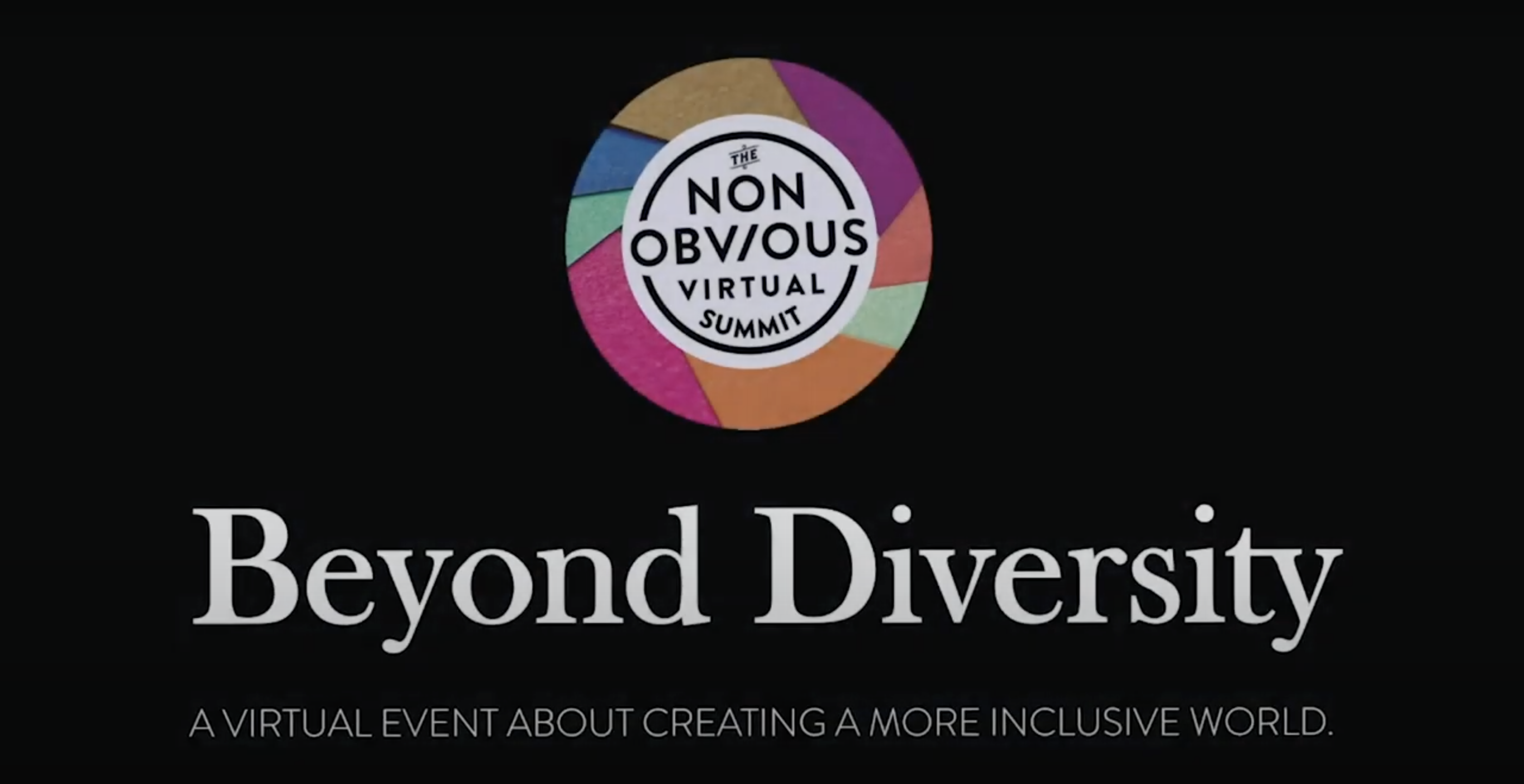 Getting Funded: How VCs + Investors Support Diverse Startup Founders | Non-Obvious Diversity Summit
