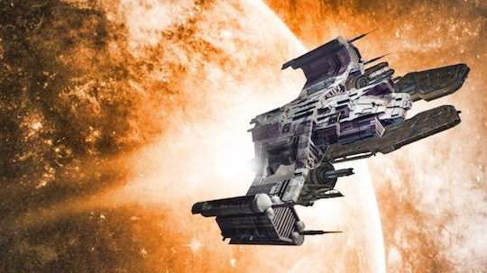 Epic Sci-Fi Novel Series by Bristol-Born Author to be Adapted for TV