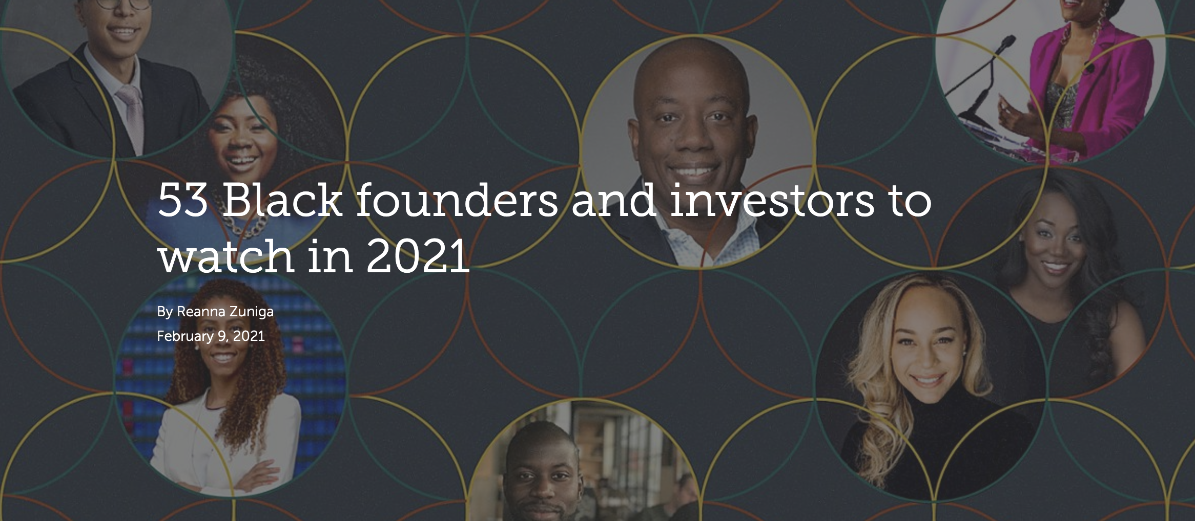 53 Black founders and investors to watch in 2021