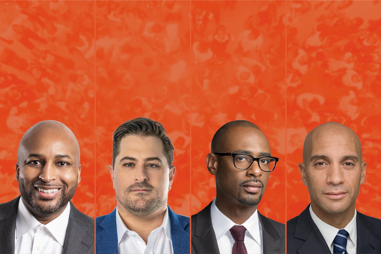 Majority Black venture capital firm announces $110 million fund to invest in entrepreneurs of color