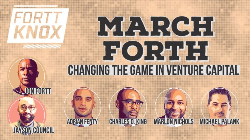 March Forth: Changing the Game in Venture Capital