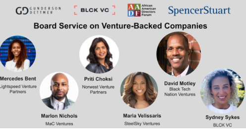 BLCK VC: Board Service on Venture-Backed Companies