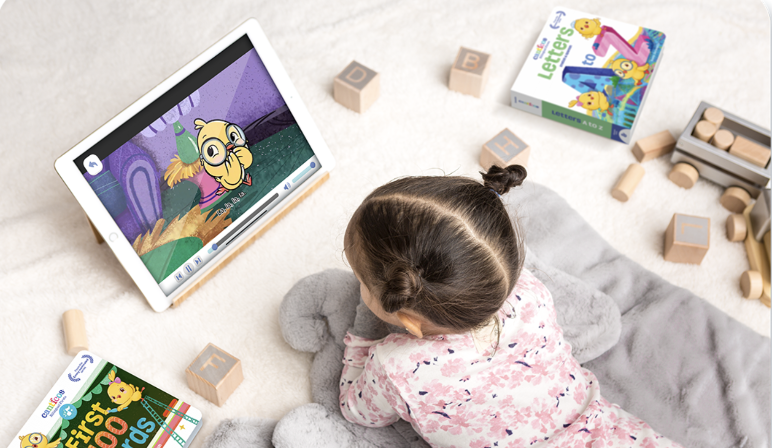 Encantos' Learning App Will Be Powered by a Network of Creative Educator-Authors