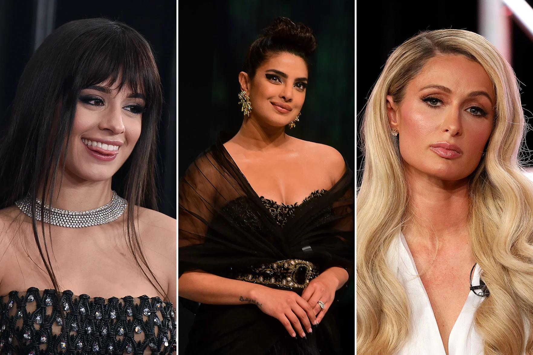 Camila Cabello, Paris Hilton, and Priyanka Chopra Invest in Avatar Startup Genies