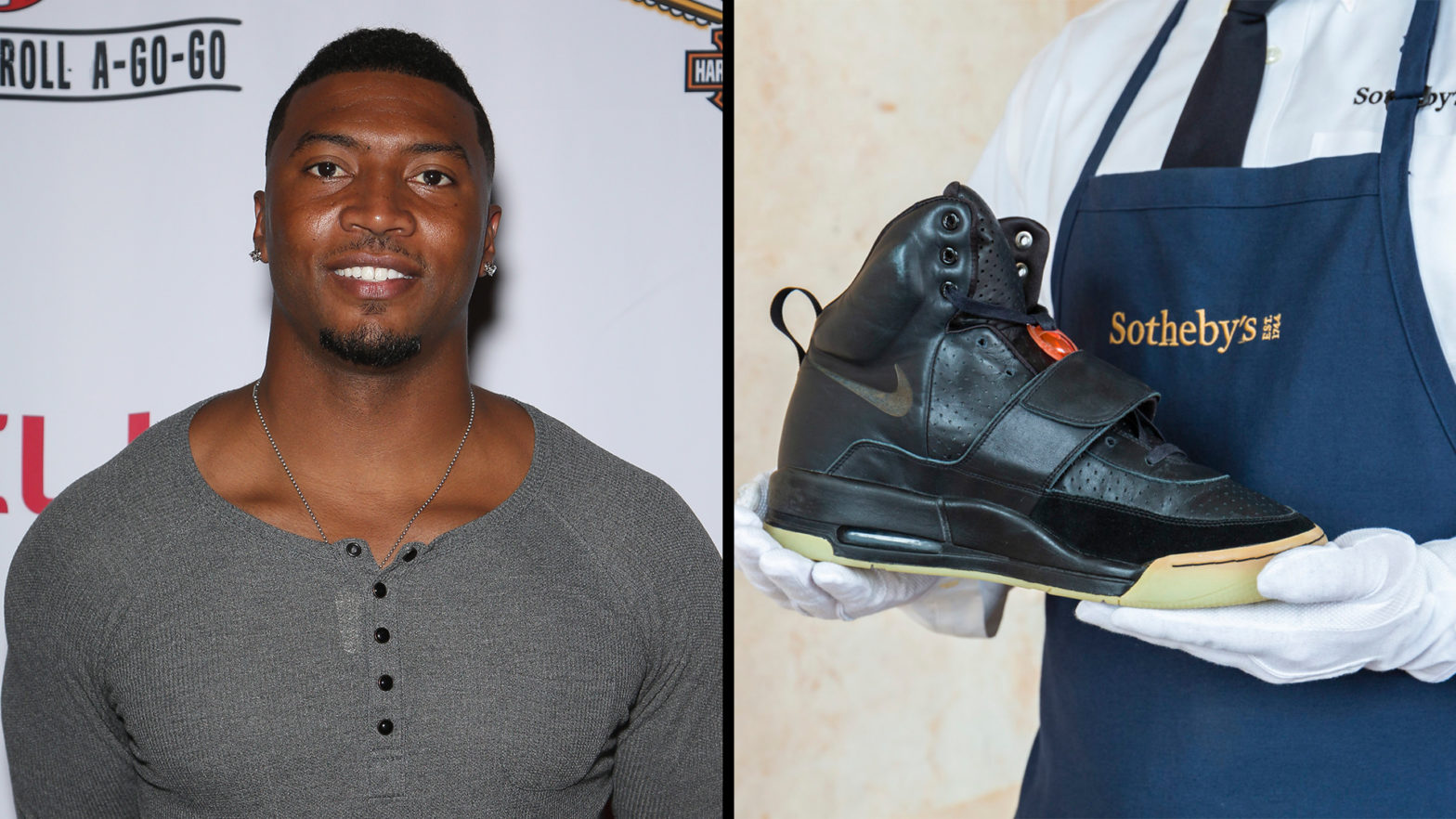 Athlete-Turned-Techpreneur Gerome Sapp's $1.8M Yeezy Prototype Sneaker Purchase Is Giving Back To The Culture