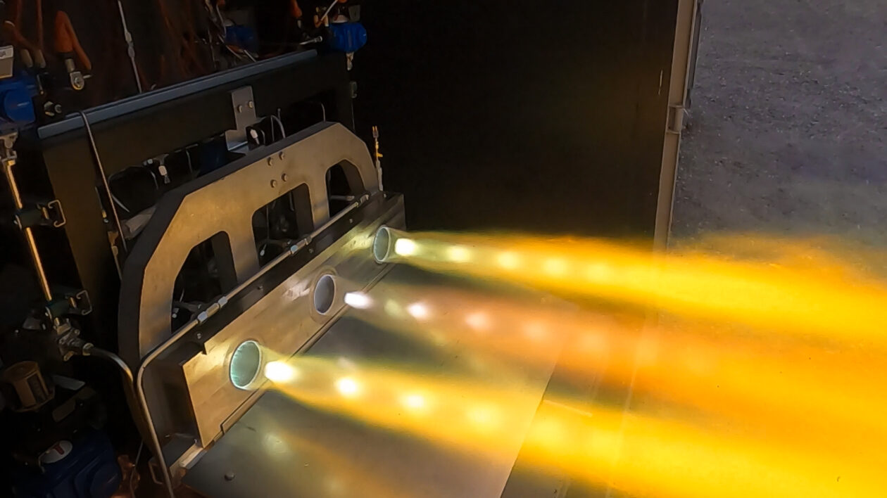 Stoke Space stakes its claim in the launch industry's rush to fully reusable rockets
